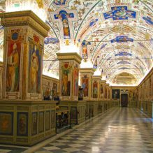 Pristine Sistine: early entrance, small group Vatican tour