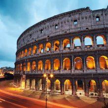 Rome under 40