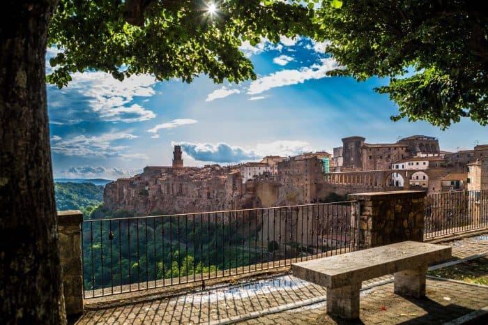 Bella Tuscany bike tour