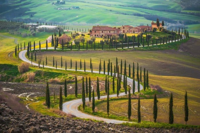 Active gourmet Tuscany