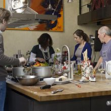 Corporate cooking class in Venice