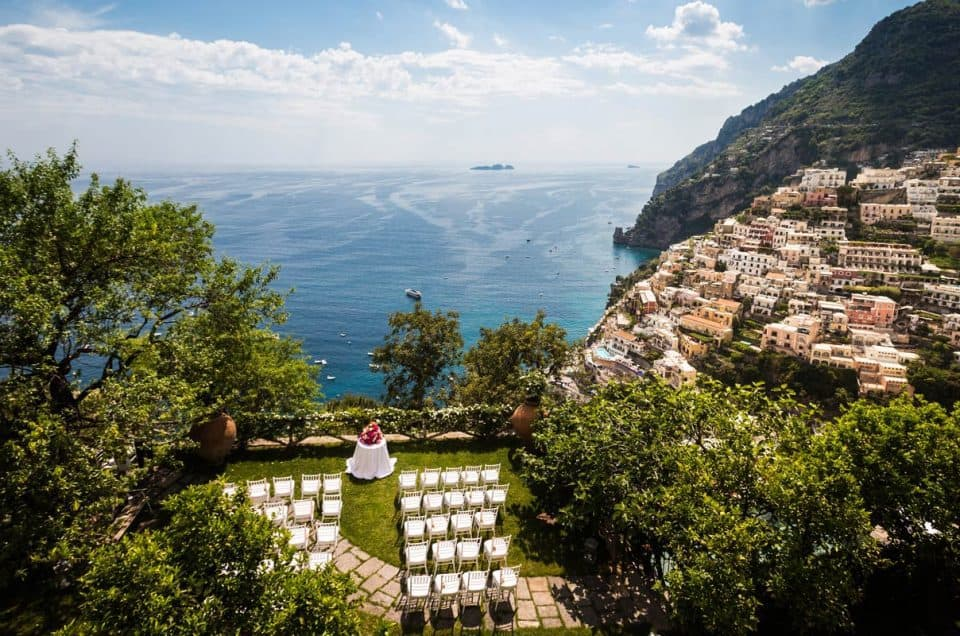 Magical places to say 'I do' in Italy