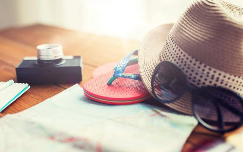 Carry-on Luggage Essentials Check List