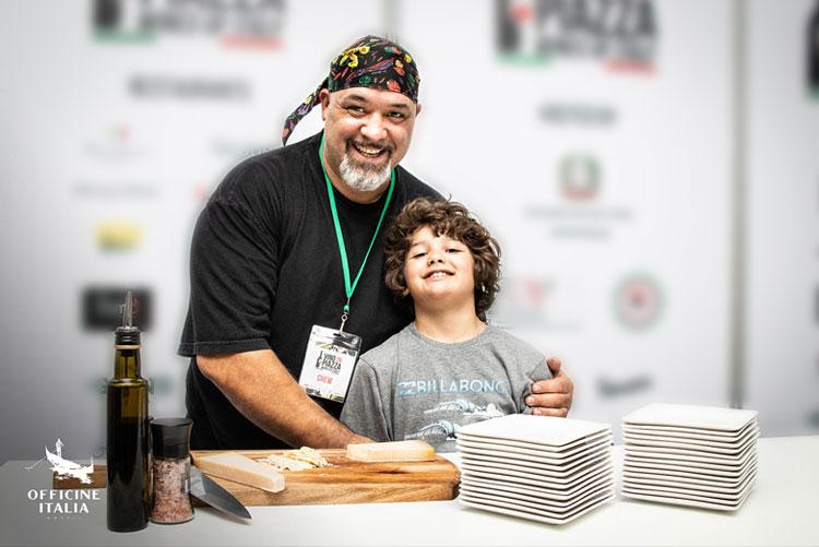 Chef's Concierge in Johannesburg with Italian Chef Luca Toni