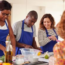 Corporate Cooking Class in Johannesburg